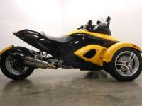 2009 Can-Am Spyder GS Used Motorcycles for sale