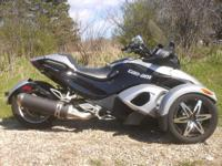 Motorcycles Sport Touring 6316 PSN . 2009 Can-Am Spyder