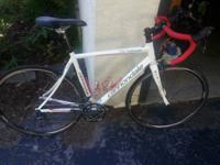 2009 Cannondale Synapse roadway bike in outstanding