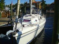 the Catalina is well equipped carefully maintained and