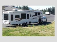 2009 Forest River Cedar Creek Fifth Wheel 36CKTS, 10