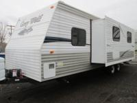 2009 Cherokee Grey Wolf M-28 by Forest River 28 foot