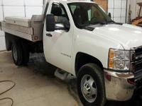 Make: Chevrolet Model: 3500HD Dually Year: 2009