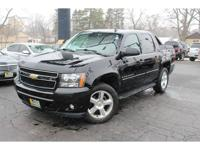 2008 Chevrolet Avalanche LT WITH *LEATHER*SUNROOF AND