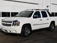 4WD Avalanche in Chevrolet's top of the line LTZ trim