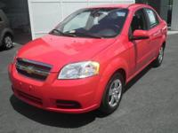 2009 Chevrolet Aveo 4dr Car Our Location is: Nelson
