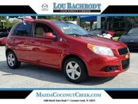 At Lou Bachrodt Chevrolet Mazda Coral Springs, YOU'RE