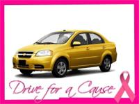For a smoother ride, opt for this 2009 Chevrolet Aveo