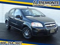 Priced Below the Market. This 2009 Chevrolet Aveo has a
