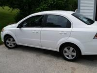 2009 Chevrolet Aveo LT Sedan71000 milesSingle