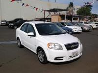 COME CHECK OUT THIS 2009 CHEVY AVEO!!! ITS A GREAT CAR