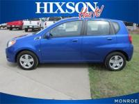 This 2009 Chevrolet Aveo LT w/1LT is offered to you for