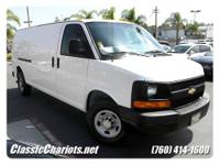 Used 2009 Chevrolet Express Cargo Van 2500 for sale in
