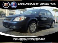 This Dark Blue 2009 CHEVROLET COBALT LT is priced to