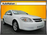 gm certified chevy cobalt lt with only 13k!!, full