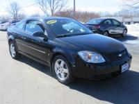ONE OWNER. Cobalt LT, 2D Coupe, 4-Speed Automatic with