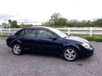 Chevrolet Cobalt ECOTEC 2.2L I4 MPI DOHC 2009 LT Blue