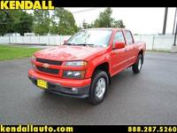 GOOD LOOKING BRIGHT RED TRUCK,CREW CAB,ALLOY