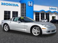 This outstanding example of a 2009 Chevrolet Corvette