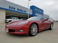6spd manual! Red Hot! This wonderful 2009 Chevrolet