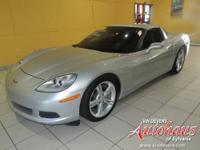 2009 Chevrolet Corvette Coupe 1LT Our Location is: Vin