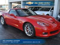 2009 CHEVROLET CORVETTE Anti-Lock Brakes, Aluminum