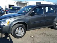 This 2009 Chevrolet Equinox LS, with only 60,317 miles,