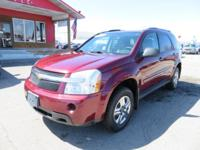 Options:  2009 Chevrolet Equinox Our Equinox Has A Good