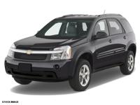 2009 Chevrolet Equinox in Summit White, Recent Oil