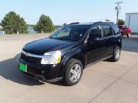 Black 2009 Chevrolet Equinox LT 2LT AWD 5-Speed