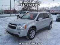 Options:  2009 Chevrolet Equinox A Very Sharp Suv 4X4