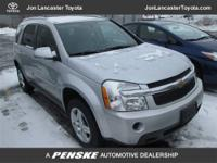 This 2009 Chevrolet Equinox 4dr FWD 4dr LT w-1LT SUV