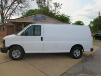 2009 Chevrolet Express G-2500 Work Van with storage