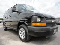 CARGO VAN!! ONE OWNER!! cruise control, power windows,