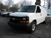 2009 CHEVROLET Express Cargo Van ABS (4-Wheel),Air