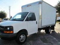 2009 Chevrolet Express Cutaway Work Van, BOX TRUCK! BOX