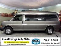 2009 Chevrolet Express 3500 CARS HAVE A 150 POINT INSP,