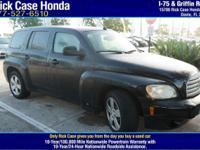 Options:  2009 Chevrolet Hhr Ls|/|V4 2.2L Manual|0