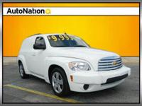 safety certified chevy hhr ls cargo with full power,