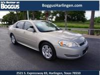 Cruising in this 2009 Chevrolet Impala LT is better