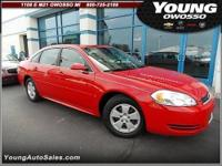 2009 Chevrolet Impala 4dr Car 3.5L LT Our Location is: