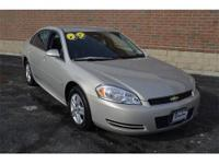 2009 Chevrolet Impala 4dr Car LS Our Location is: