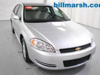 Impala LT, Silver, Air conditioning, CD player, Power