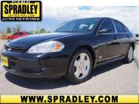 2009 Chevrolet Impala 4dr Car SS Our Location is:
