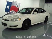 2009 Chevrolet Impala POLICE, 3.9L V6 Engine,Cloth