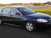 2009 Chevrolet Impala LS SEDAN 4-DR, 3.5L V6 OHV 16V