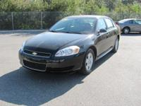 Options Included: N/A2009 IMPALA 3.5L LT..ABSOLUTELY