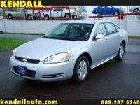 Options Included: N/AThe cabin of the 2009 Chevrolet