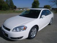 Options Included: N/AThis 2009 Chevy Impala is a local