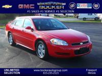 Treat yourself to this 2009 Chevrolet Impala LT, which